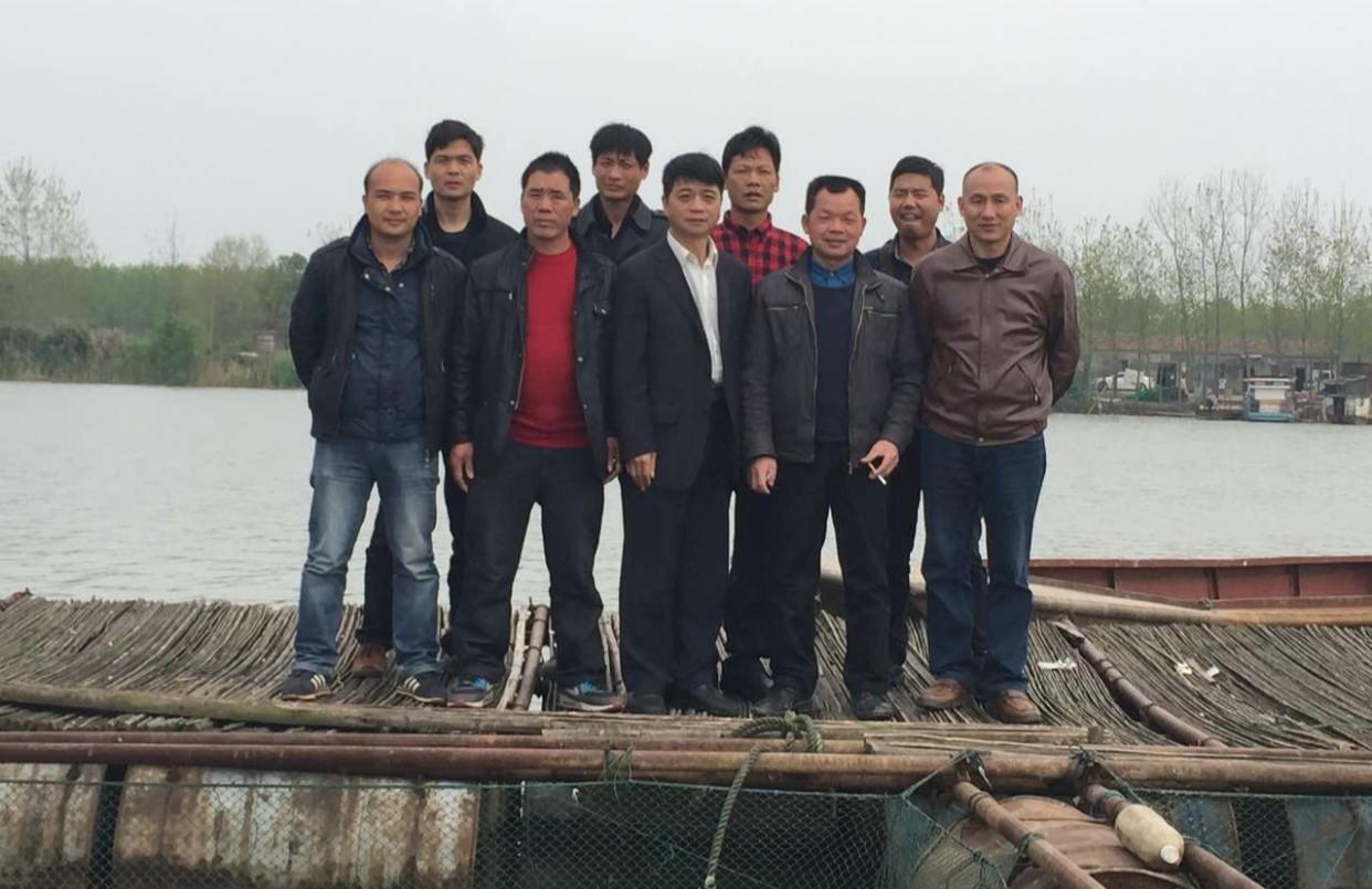 乐虎国际维一官网,养殖成本更低——龙川养殖合作社湖北学习记实