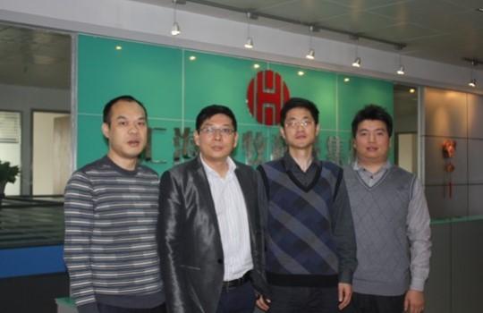 乐虎国际维一官网和湖南森大签订合作协议