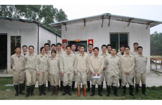 江门乐虎国际维一官网举行新员工入职培训